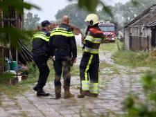 Schuurbrand in Schijndel blijkt illegaal stoken te zijn