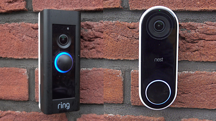 Nest vs Ring.
