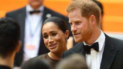 Derde keer, goede keer: prins Harry en Meghan Markle vinden eindelijk nanny die niet meteen opstapt