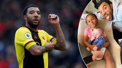 """Watford-aanvoerder Deeney blijft uit angst weg van training: """"Wil zoontje niet in gevaar brengen"""""""