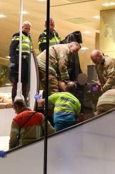 Gewonde beveiliger McDonald's Coolsingel gearresteerd en weer vrij