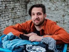 """Sascha (25) begint ecologische 'wasservice' The Laundry Hunter: """"De was en de strijk doen is voor niemand plezant, maar daar heb ik de oplossing voor"""""""