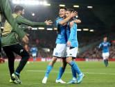 Mertens buteur à Anfield, Naples et Liverpool toujours pas qualifiés