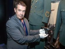 Waarom ligt het wapen van een topnazi in het Nationaal Militair Museum?