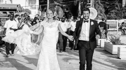 'Revenge'-acteurs 5 jaar na hun tv-huwelijk ook in het echt getrouwd