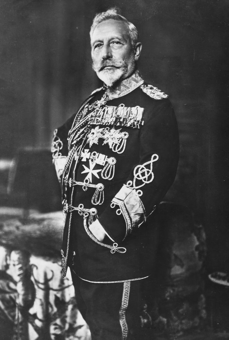 Kaiser Wilhelm II, januari 1933. Beeld Getty Images