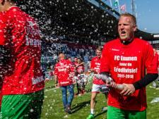 FC Emmen neemt Wierdenaar Dennis Telgenkamp mee naar de eredivisie
