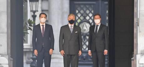Le nouveau gouvernement prêtera serment ce jeudi à 10h