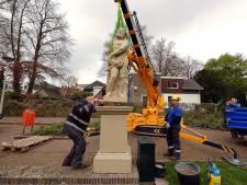 Herstelde beelden terug in Emile van Loonpark, 'Echt een verrijking'