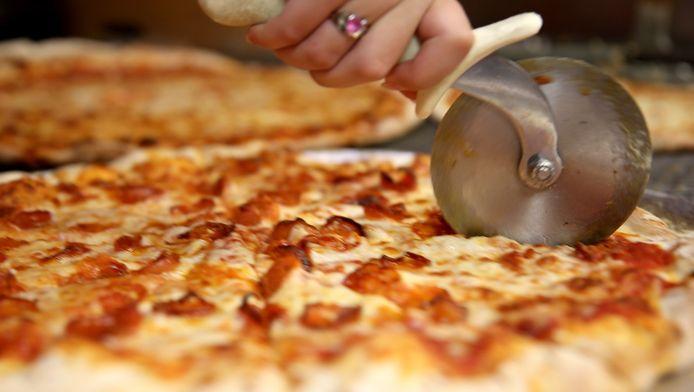 De ex-vrouw had recht kunnen hebben op ruim twee pizza's per dag.