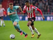 LIVE | PSV weet in weinig verheffend eerste half uur geen afstand te nemen van FC Twente: 0-0