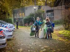 Krakers moeten vertrekken uit panden Utrechtseweg in Zeist