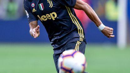 Ondanks 23 pogingen: Ronaldo scoorde nog niet voor Juventus