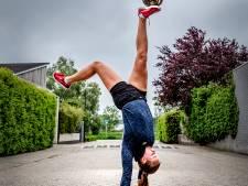 Freestyle is een manier van leven voor Apeldoornse Jasmijn Janssen (20)