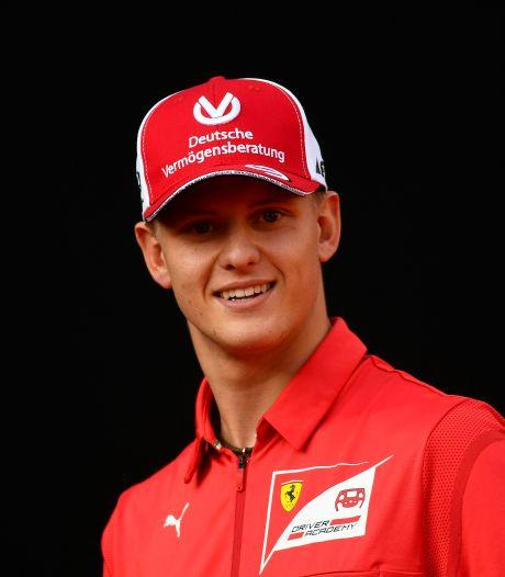 Bijna weer een 'Schumi' in de Formule 1