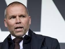 Directeur Nico-Jan Hoogma was bij transfer zoon alleen de vader