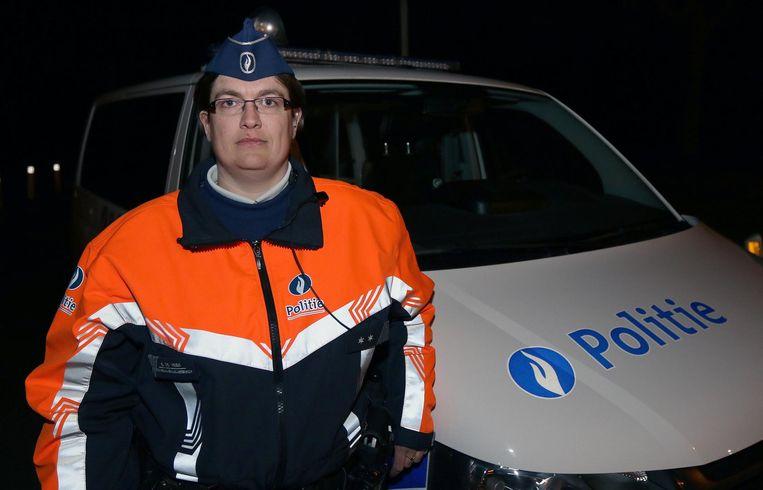 Studentenagent Bea De Vries.