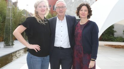 Astrid De Buycker, Rudy Coddens en Annelies Storms worden schepen
