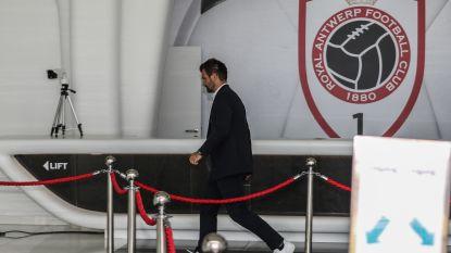 Daar is Ivan Leko: nieuwe Antwerpcoach maakt opwachting op de Bosuil
