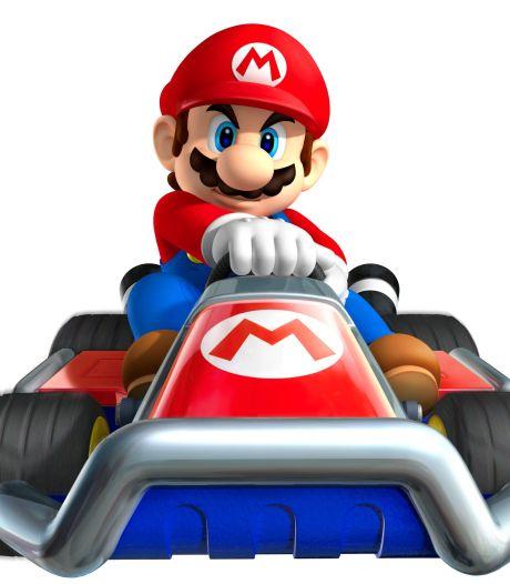 Racen als Mario Bros in een piepkleine kart: eind deze maand is het circuit in Utrecht klaar