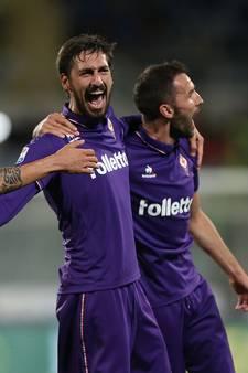 Fiorentina verslaat Inter ondanks hattrick Icardi