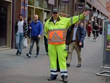 Gemeente worstelt met overvolle winkelstraten, ondernemers ploeteren door in vol Enschede