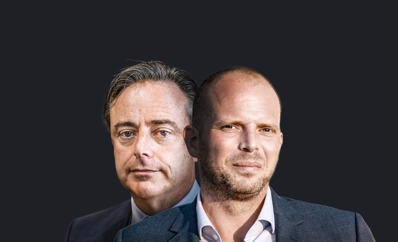 'Bart De Wever vindt dat we aan de juiste kant van de muur moeten blijven, maar Francken ligt daar niet meer van wakker', zegt een partijmedewerker die anoniem wil blijven.