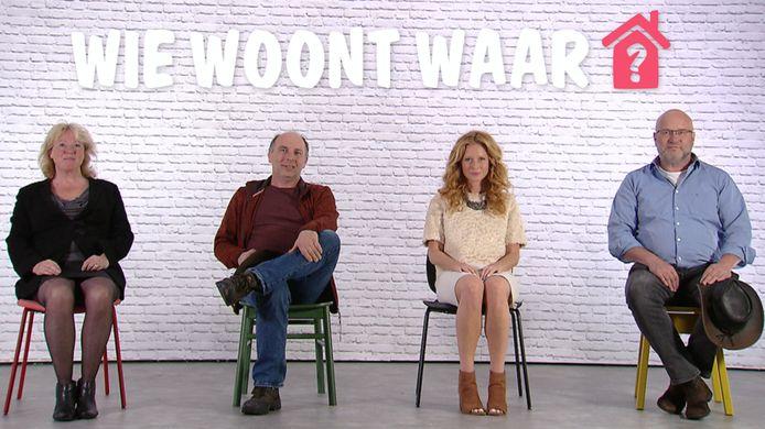Het programma Wie woont waar is vanaf 1 oktober te zien op RTL4.
