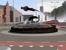 Oss maakt werk van nieuwe rotonde bij museum
