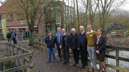 Vijf partners maken van watermolen toegangspoort Grote Netewoud