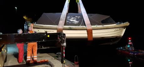 Politie neemt sloep in Wageningse jachthaven in beslag