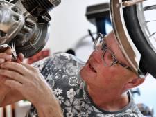 Jan geeft de vervuilende Puch een tweede, schoon leven: 'Heel spannend en precies werk'