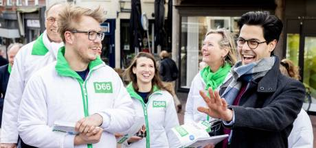 D66 hoopt verlies te beperken door mee te varen op groene golf