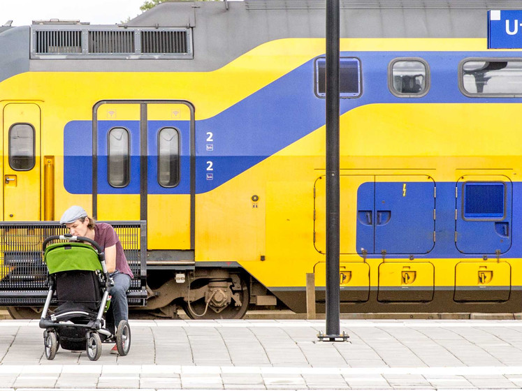 Eén jaar station Vaartsche Rijn: 'Poort naar de binnenstad'