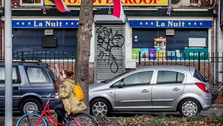 Avondwinkel La Nuit Beeld Jean-Pierre Jans