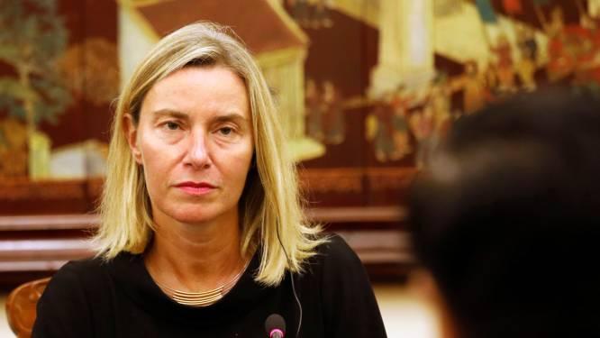 """EU maakt zich zorgen over escalatie Hongkong: """"Situatie is voorbije uren extreem zorgwekkend geworden"""""""