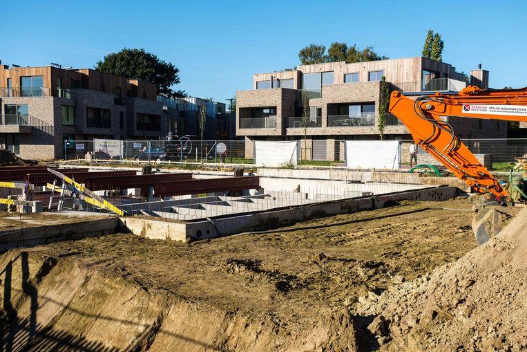 DE GOODLIFE-appartementen zijn in volle opbouw.