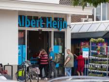 Supermarktsoap Lunteren: Albert Heijn verliest maar zwicht niet