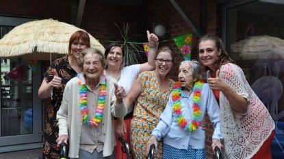 Honderdjarigen gevierd in WZC Ramen & Poel