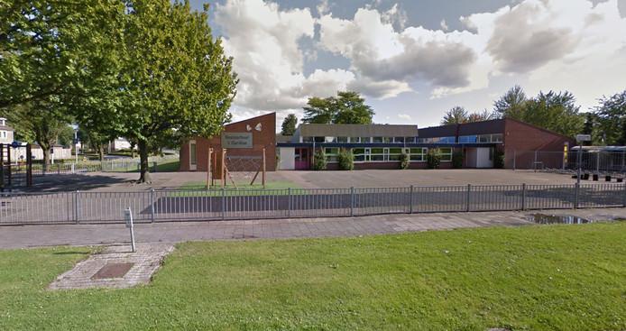 Op de plek van basisschool 't Carillon komen maximaal twintig woningen.