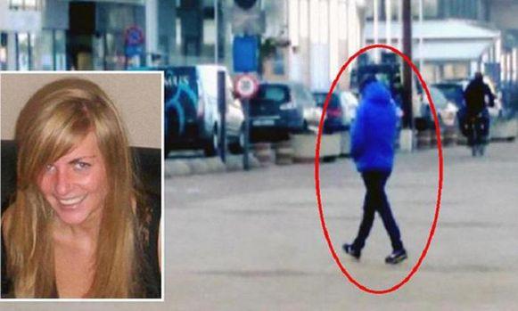 Op camerabeelden was te zien hoe Alexandru C. na de feiten urenlang bleef rondhangen in de buurt van het lichaam.