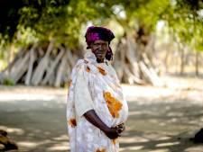 Nyayieha (43) wil een mooie koeiennaam voor haar zesde kind