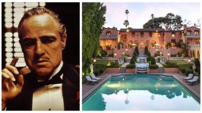 BINNENKIJKEN. Iconische villa uit 'The Godfather' te koop voor 117 miljoen euro