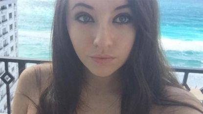 Alyssa, de 18-jarige toeriste die vandaag stierf op Times Square