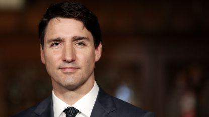 """Canadese premier Trudeau als twintiger beschuldigd van het """"bepotelen"""" van jonge vrouw op muziekfestival"""