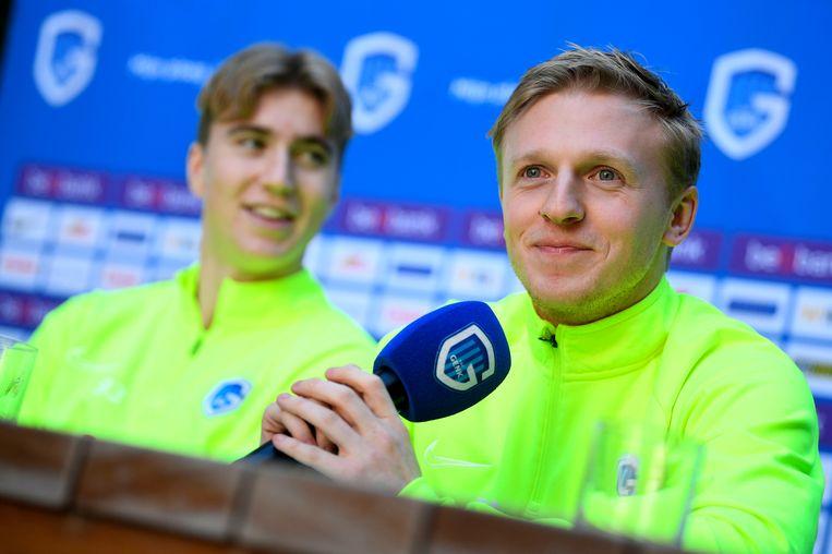 Kristian Thorstvedt en Mats Moller Daehli.