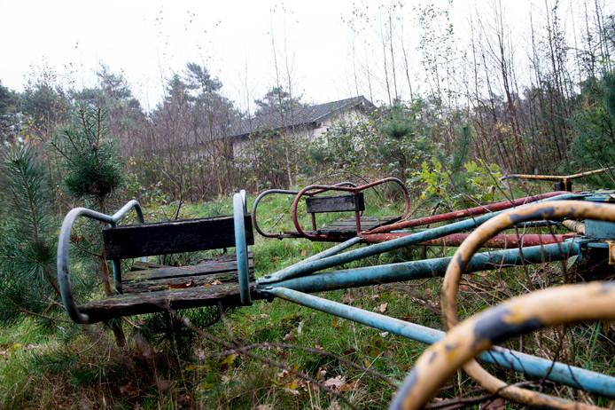 Op vakantiepark Noord-Riezen in Uddel worden op dit moment ook arbeidsmigranten gehuisvest.
