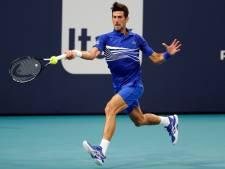 Djokovic uitgeschakeld in vierde ronde Miami