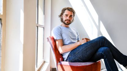 """""""Ik ga voor mijn geluk"""": Boris Van Severen (31) over zijn nieuwe liefde en over de tv-reeks die zijn leven veranderde"""