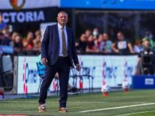Ron Jans doet oproep aan fans FC Twente: 'Laten we beschaafd juichen'